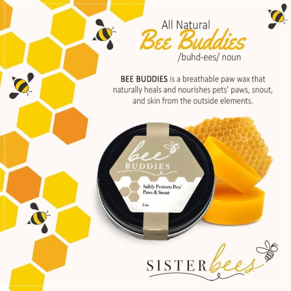 Made in the USA, Beeswax, Pets, Dogs, Cats, Moisturizer, All-natural,